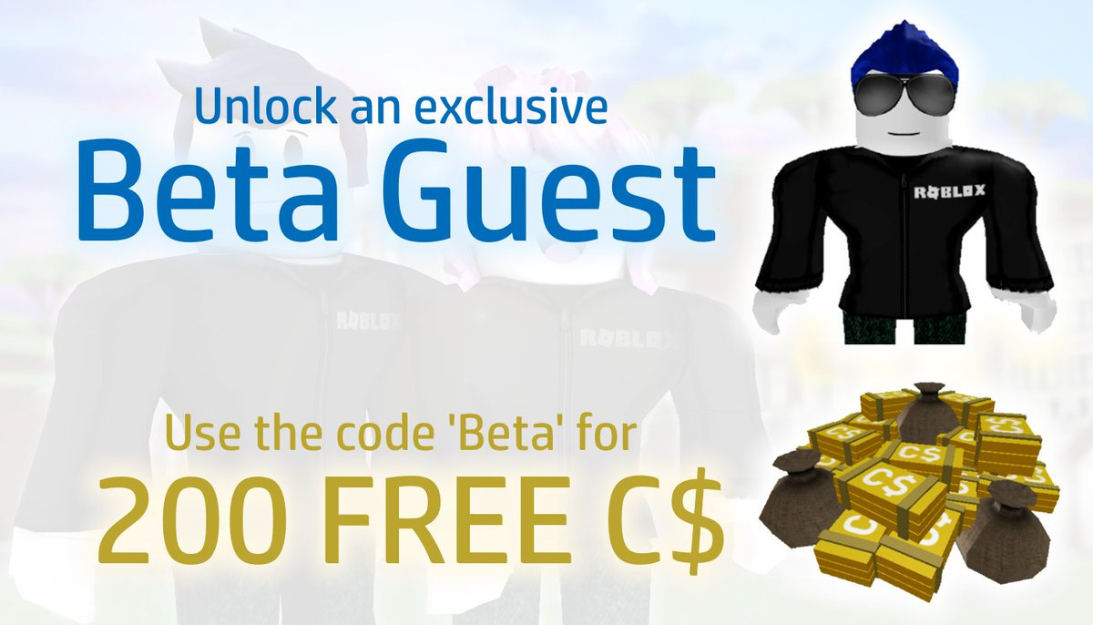 Ben On Twitter Guest World Beta Will Be Released 10 00 Am