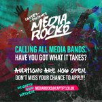 Do you have a band or solo act? Are you in media? We want to hear from you! Audition now and apply at mediarocks@captify.co.uk. Could you be crowned #MediaRocks 2018 champion? #captify #media #adtech