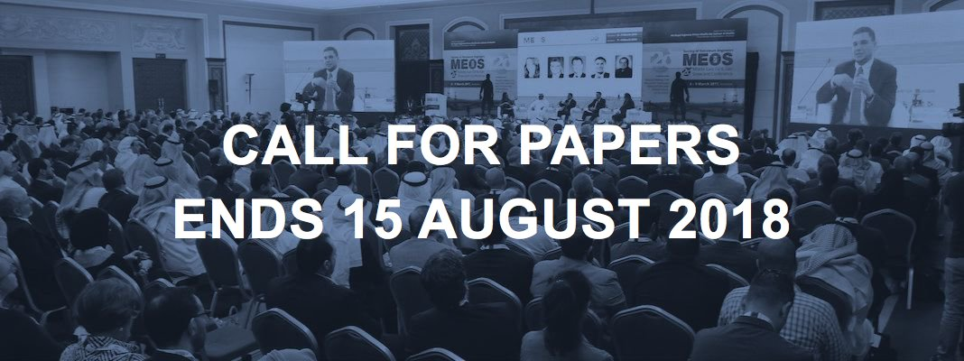 test Twitter Media - There's less than a week left to submit your abstract for the SPE MEOS Conference 2019! https://t.co/Tah5oVTzXk https://t.co/0cnnUKwZF1