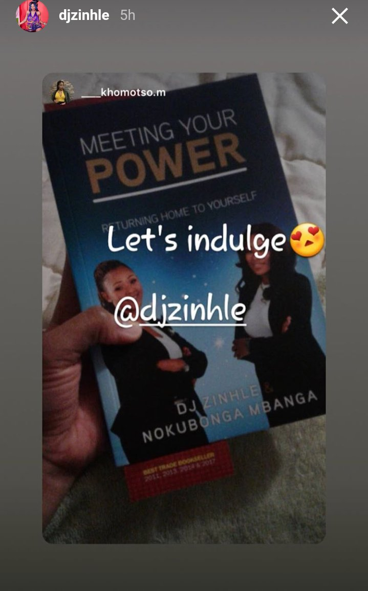 Happy Women's Day 👑    Remember #MeetingYourPower is available online for order》 https://t.co/iFZwNmQHBI & in stores: CNA, Exclusive Books & Good Books   EraBy @DJZinhle GlamUP Edition is available at the upcoming Popup shot in Rustenburg, Cafe Rusty, 25 August from 11am to 4pm https://t.co/QGhBsvrFSd