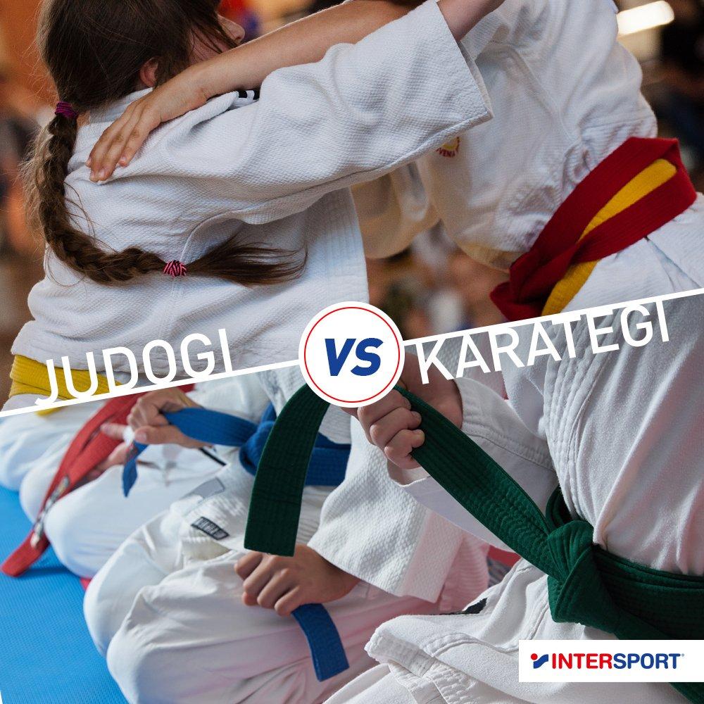 Judo e Karate aiutano ad accrescere la fiducia in se stessi, migliorare la consapevolezza dei movimenti e il controllo del proprio corpo. Quale kimono indosserai quest'anno?  http:// www.intersport.it #Intersportitalia #Judo #Karate #kimono  - Ukustom