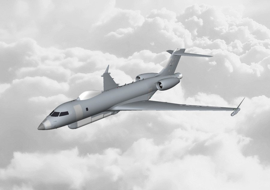 عقد لصالح شركة Aselsan لبناء وتطوير 4 طائرات حرب الكترونيه نوع Hava SOJ لصالح سلاح الجو التركي  DkK4nhEXsAAcgn_