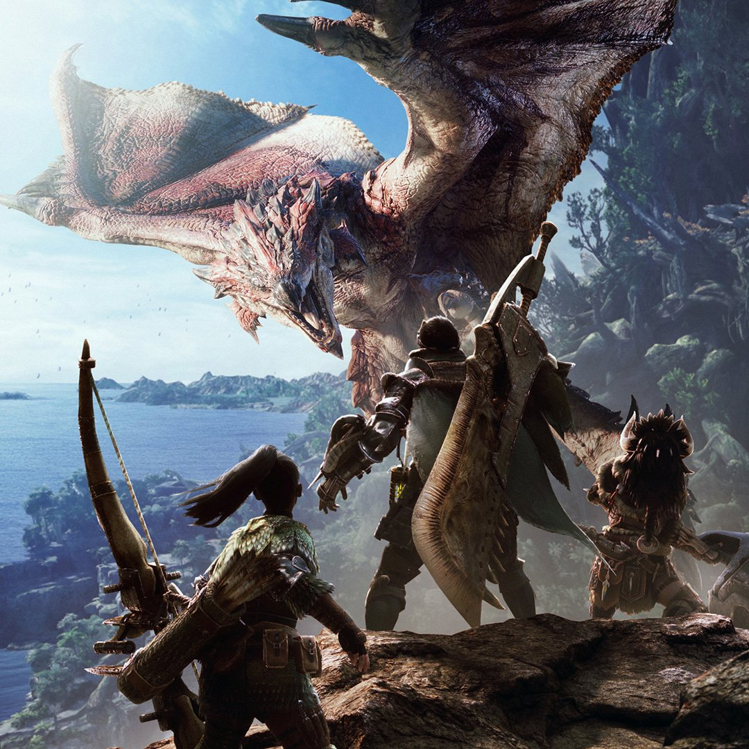 #MHWorld is now available to all hunters on PS4, Xbox One, and Steam!  ��https://t.co/62a1jLVRnm https://t.co/al1f0oggHQ