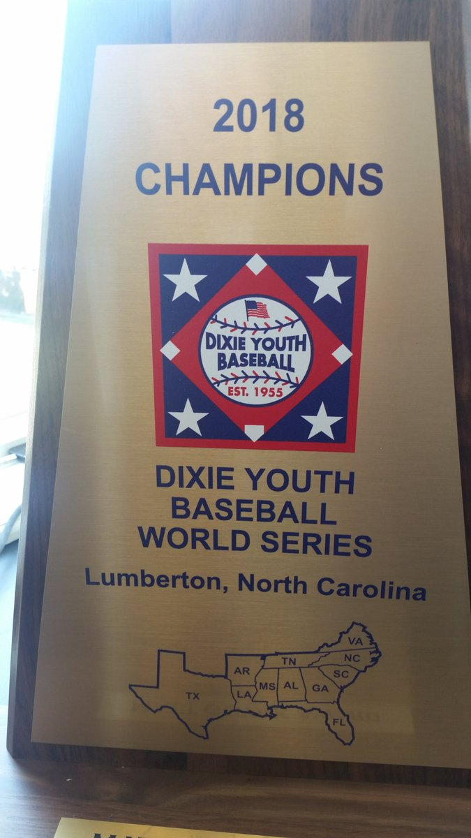Dixie Youth Baseball World Series   OZONE   The Alabama State Champions, Auburn Orange, will face Louisiana for the Dixie Youth Baseball World Series Championship today at 6:30 p.m. <br>http://pic.twitter.com/iet42IUvzI