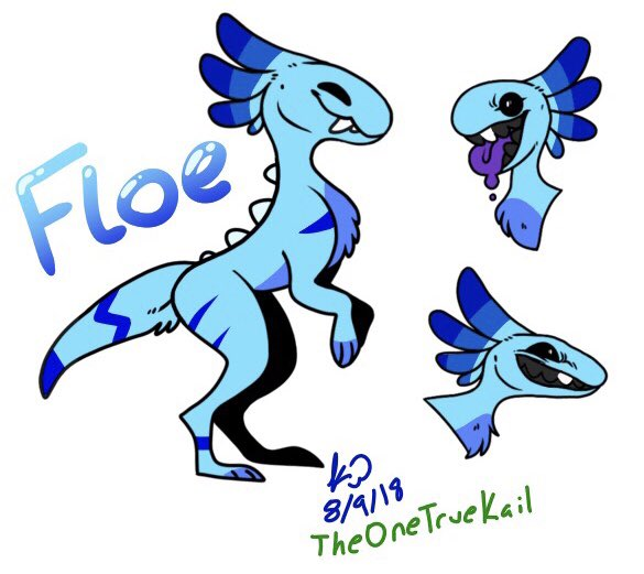 kail garden studios on twitter i have a new oc named floe she s a mochi raptor mochi raptors are not my species and yes i did use a base the species itself and mochi raptor mochi raptors