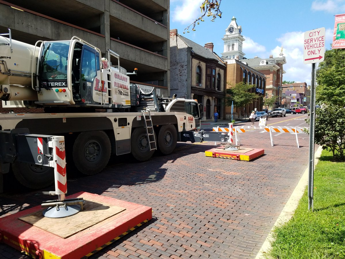Athens Ohio On Twitter East Washington Street Is Closed Today And