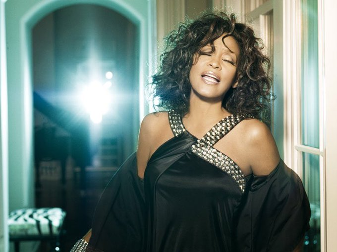 Happy birthday to my fav singer Whitney Houston I miss her so much  We love you Whitney RIP!!!!!!