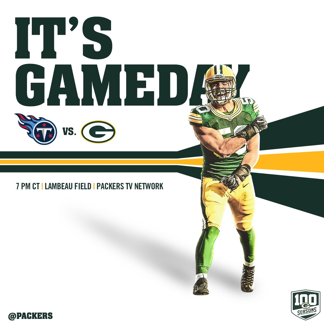 #TENvsGB Latest News Trends Updates Images - packers