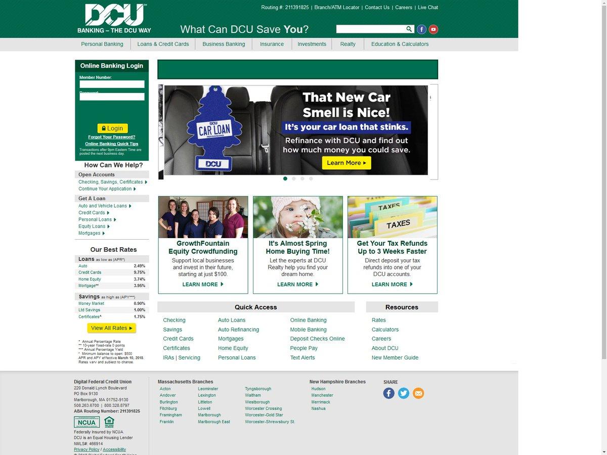 Dcu Auto Loan Calculator >> Ipnigh On Twitter Phishing Url Hxxps Servis Elektron