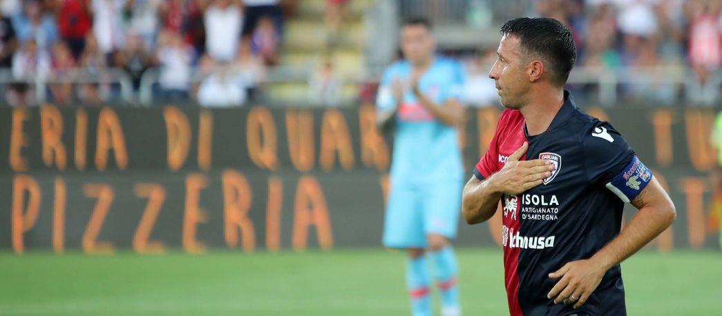 Con i sardi 270 presenze, 58 assist e 12 reti.A #Cagliari rimarrà per sempre un\