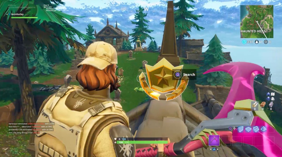 Here&#39;s where to find this week&#39;s Battle Stars from the Snobby Shores treasure map in Fortnite&#39;s week 5 challenges!  https://www. gamesradar.com/fortnite-snobb y-shores-treasure-map/ &nbsp; … <br>http://pic.twitter.com/eQwqEFA0mc