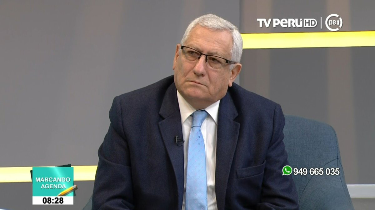 Director general de Juegos de Casino y Máquina Tragamonedas del Mincetur, Manuel San Román