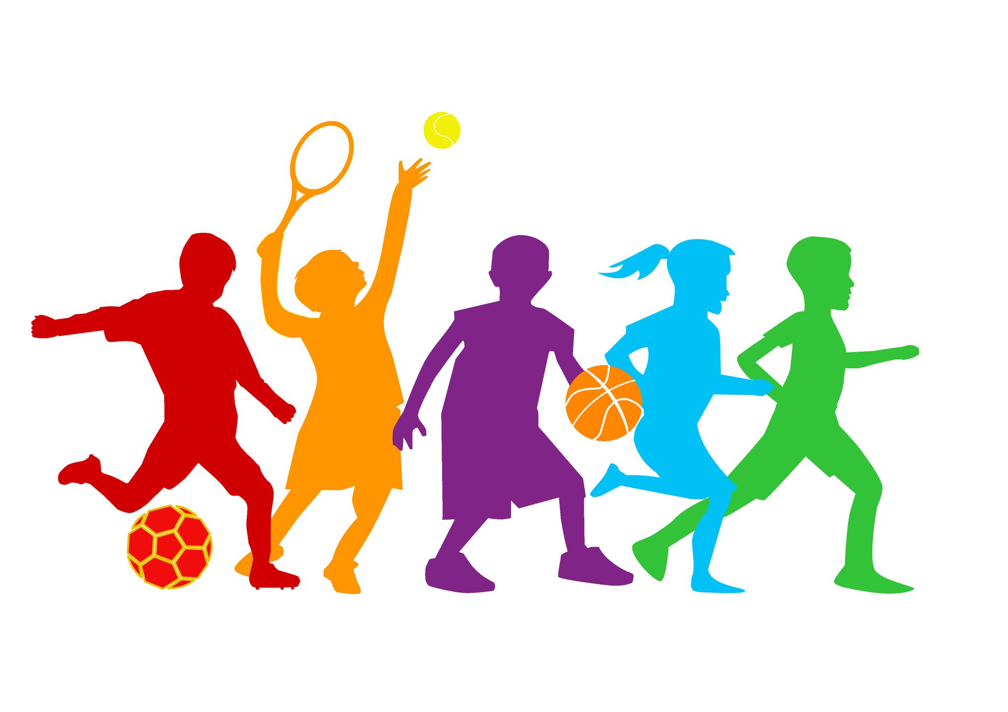 Спорт в школе картинки для презентации