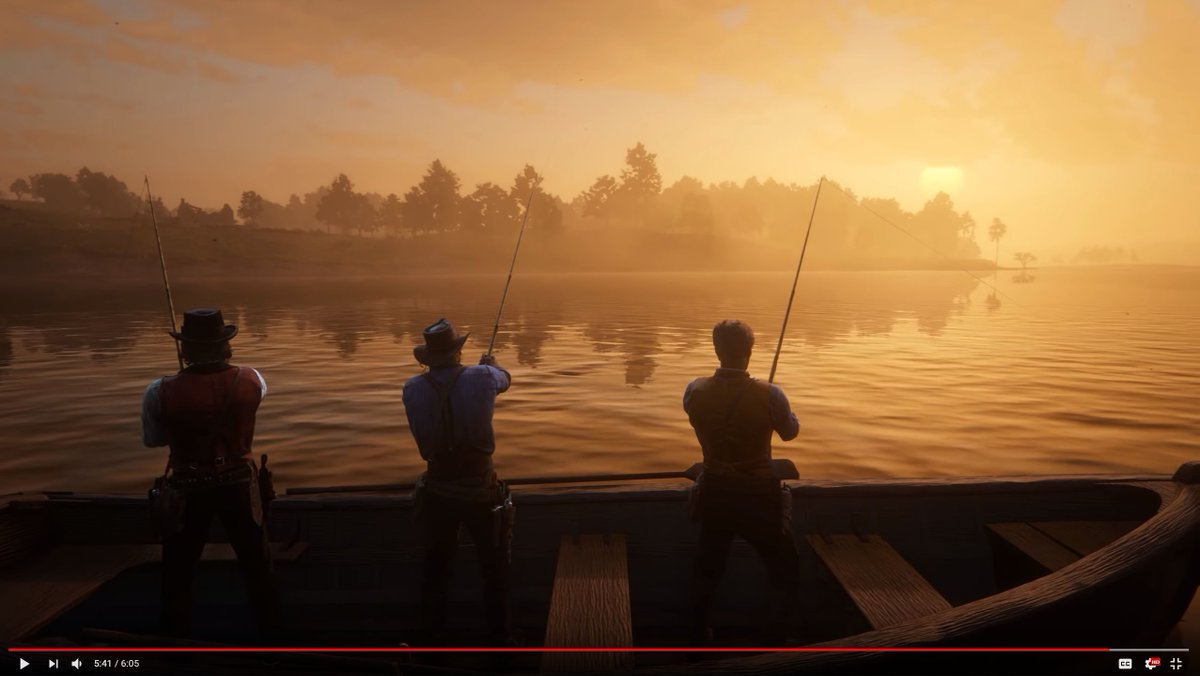 Oooo!! OOOOOOOOOOOOOOOOOOOOO!!!! FISHING!! HOOK IT INTO MY VEIN @RockstarGames