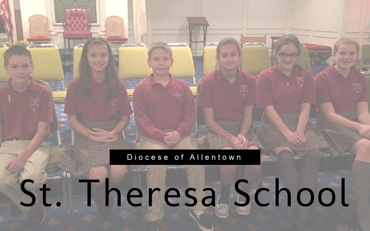 Allentowndioceseedu On Twitter Learn More About St Theresa School