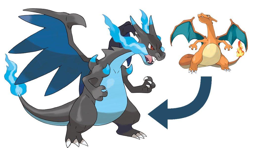Ausmalbilder Pokemon Glurak X Coloring And Drawing