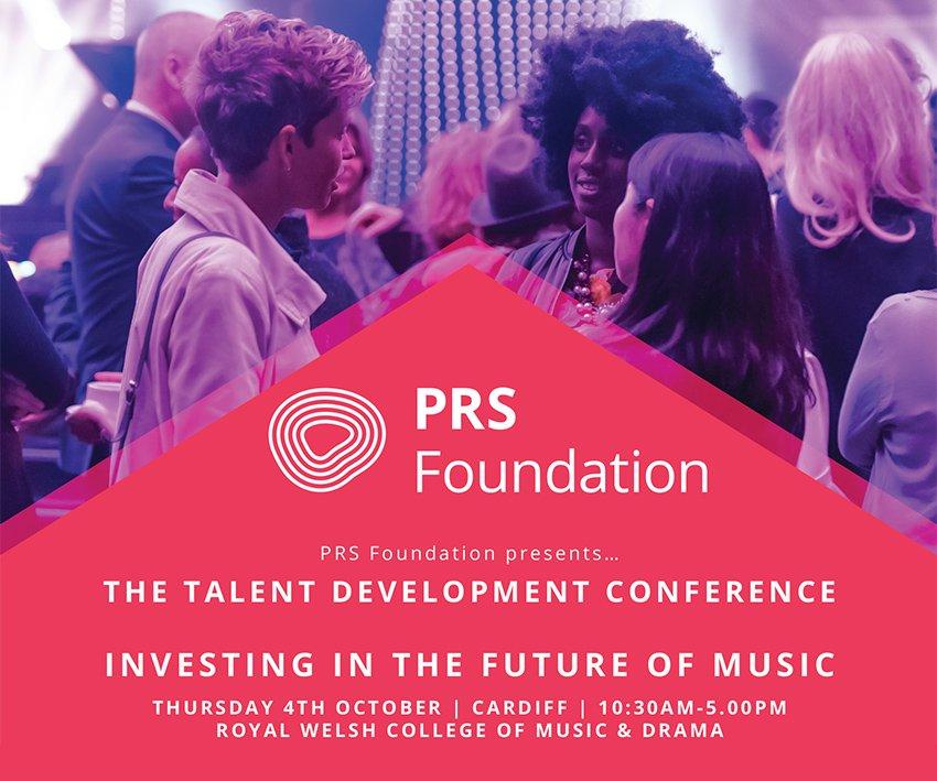 PRS Foundation on Twitter