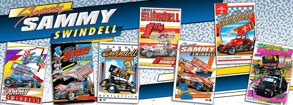 f906e8059 Sam Swindell, Vintage Race Tees and R&R Enterprises