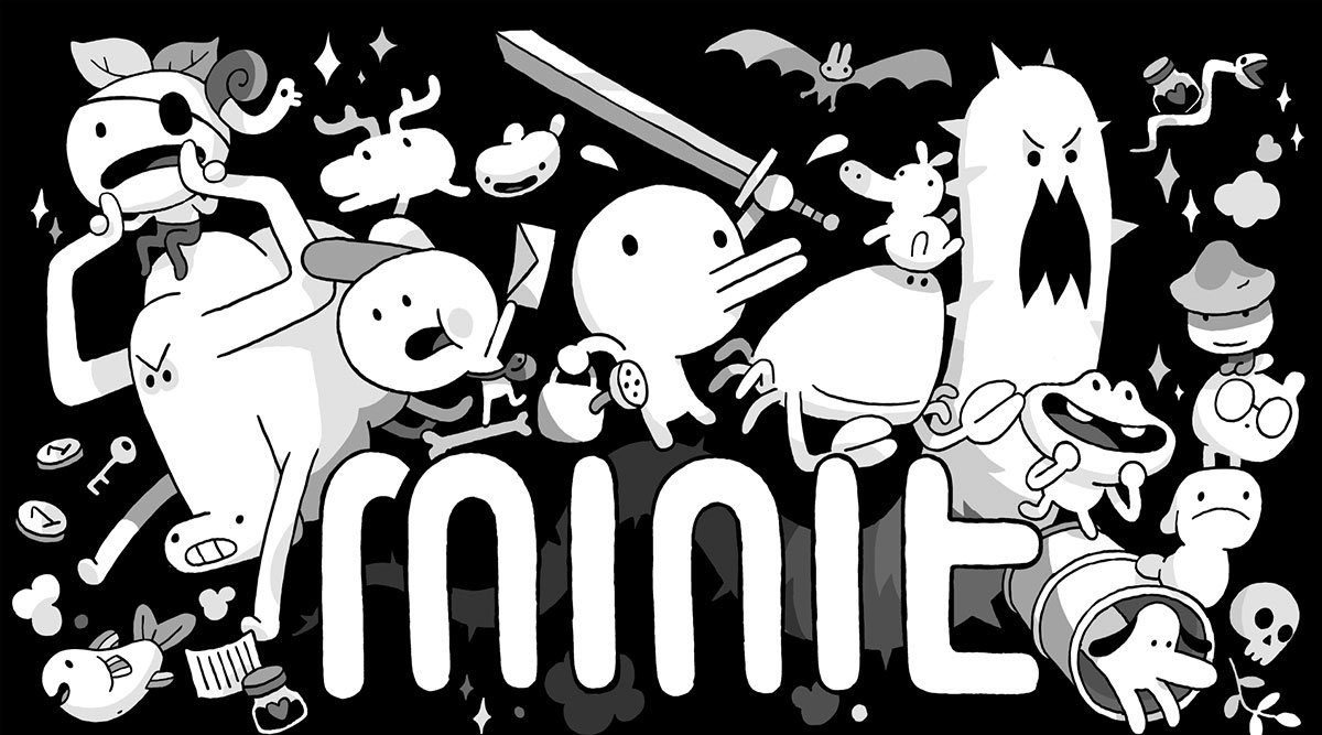 Nintendo Everything On Twitter Minit Switch Launch Trailer