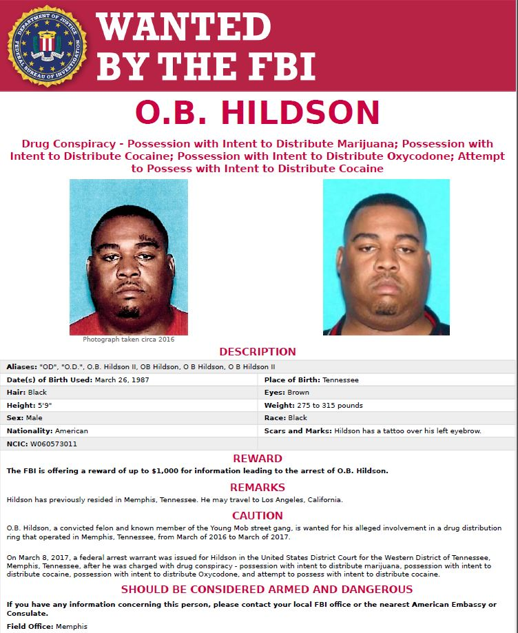 """FBI On Twitter: """"The #FBI Is Offering A Reward Of Up To"""