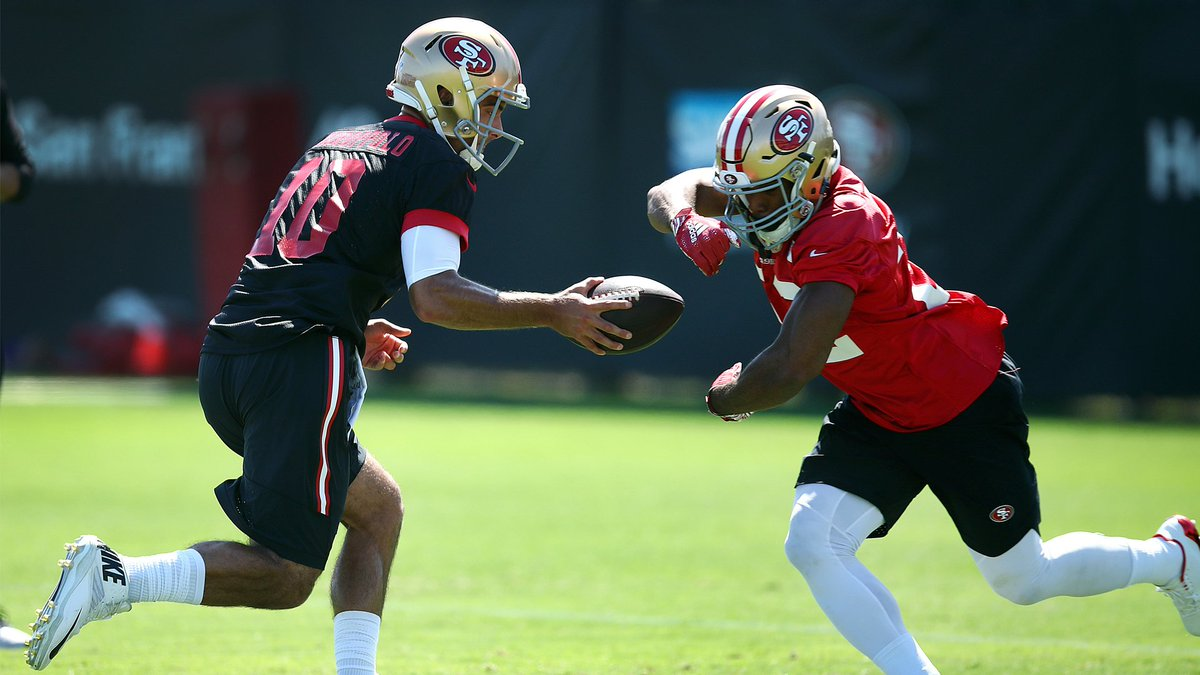 Four 49ers to watch in exhibition opener vs Cowboys (@MaioccoNBCS)  https:// bit.ly/2vvC66d  &nbsp;  <br>http://pic.twitter.com/3SqWlp0Z59