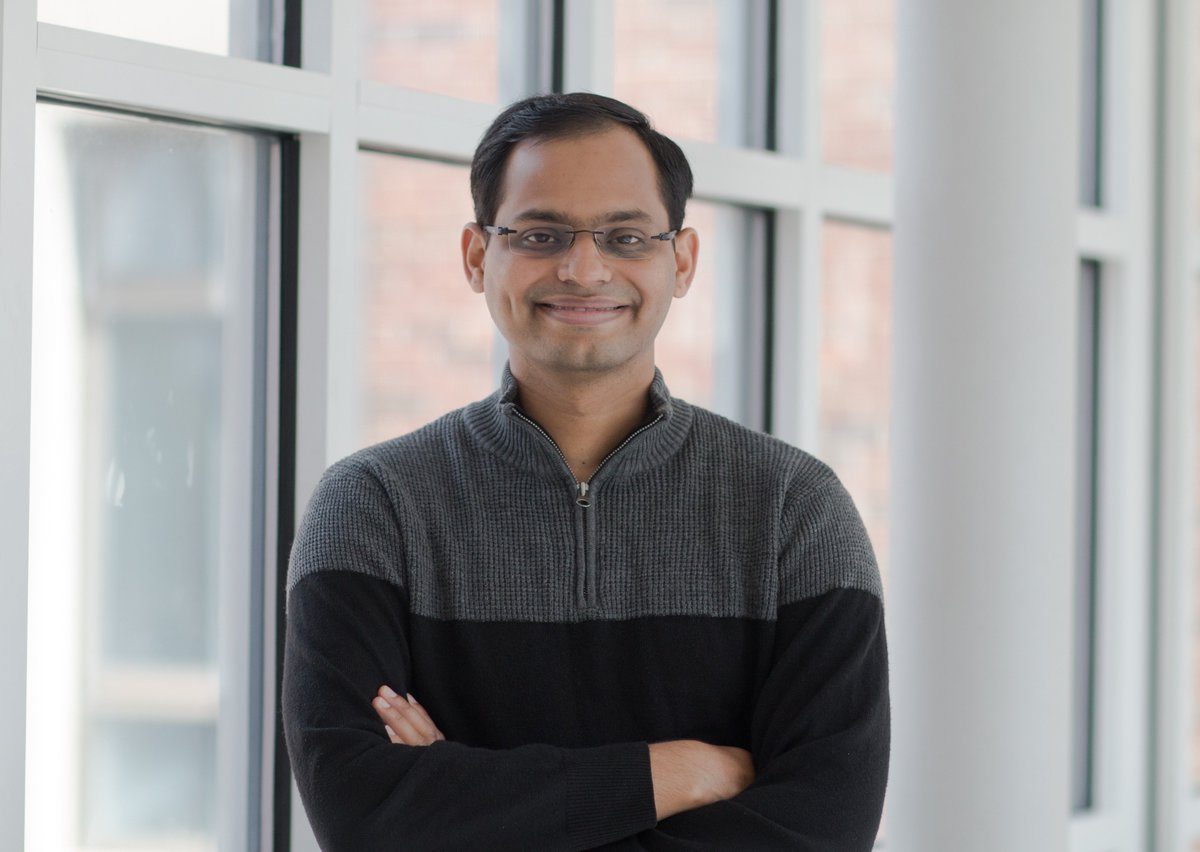 Best wishes to @kartik1507 who has been appointed as an Assistant Professor of Computer Science @DukeU! cc: @CollegeParkMC2 cs.umd.edu/article/2018/0…