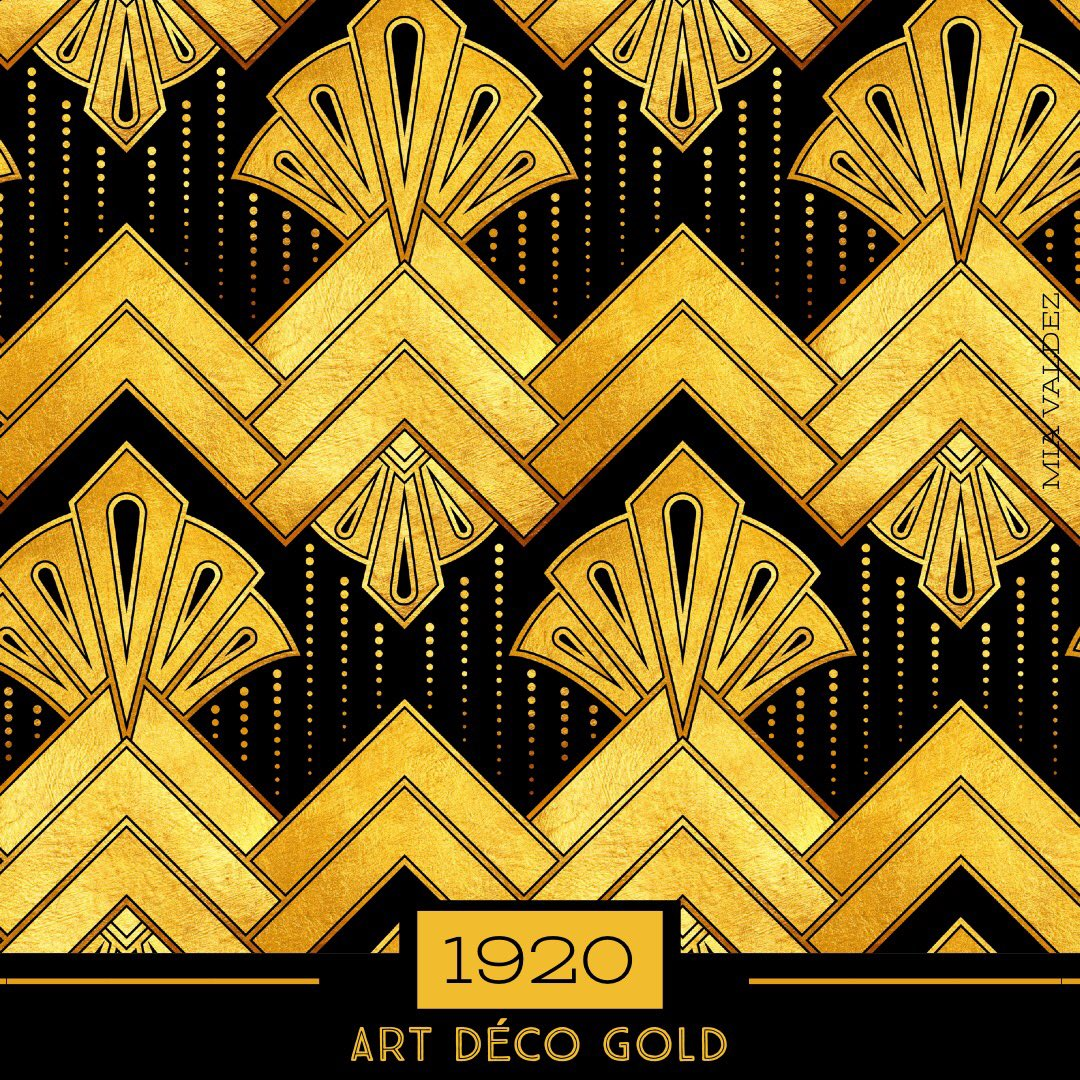 1920_Art Deco Gold, For @spoonflower contest! Txs a lot if you vote on:  http:// bit.ly/Spoonflower-Co ntest &nbsp; …  or visit my shop:  http:// bit.ly/Spoonflower_mi avaldez &nbsp; …  . #spoonflower #roosteryhome #wallpaper #gatsbystyle #vintagedecor #decoracion #homedecor #1920s #artdeco #gold #opulent #fabric #mia<br>http://pic.twitter.com/REsBh6x1Ey