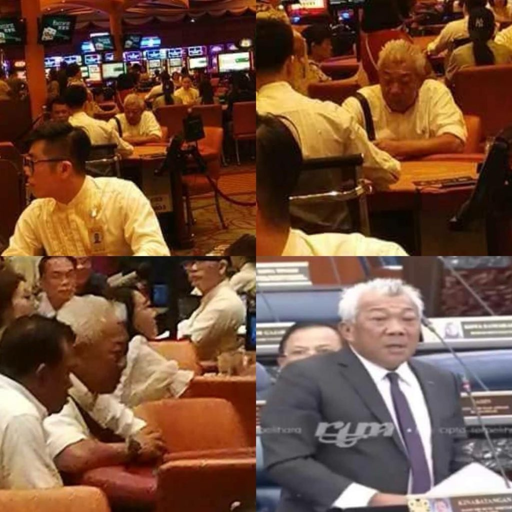 "yindian™️ on Twitter: ""MP: Bung, were you at casino? Bung: F you.… """