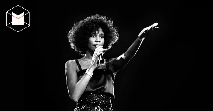 55  Whitney Houston