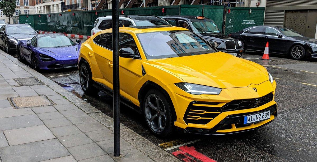 James Fossdyke On Twitter Well The Lamborghini Urus Looks Good In