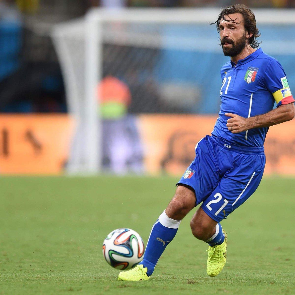 Niente ruolo da vice della Nazionale per Andrea #Pirlo.Sembra infatti che il commissario #Fabbricini l\