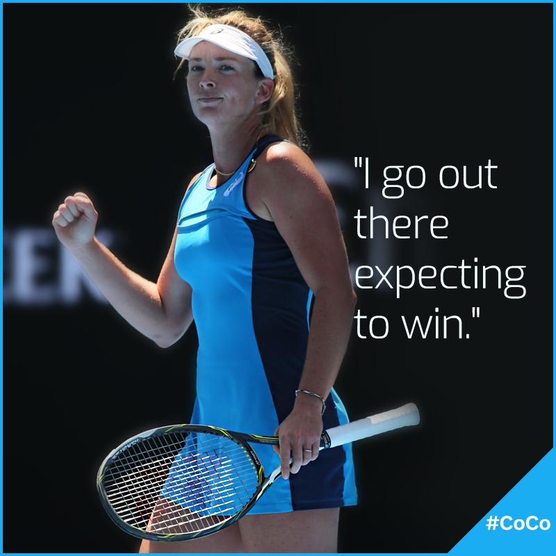 It's all about your mentality. #TennisThursday #Motivation