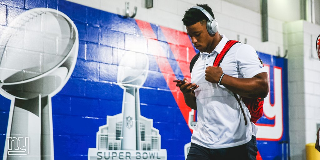 .@saquon in the  for #CLEvsNYG <br>http://pic.twitter.com/c8PWcgpF3D