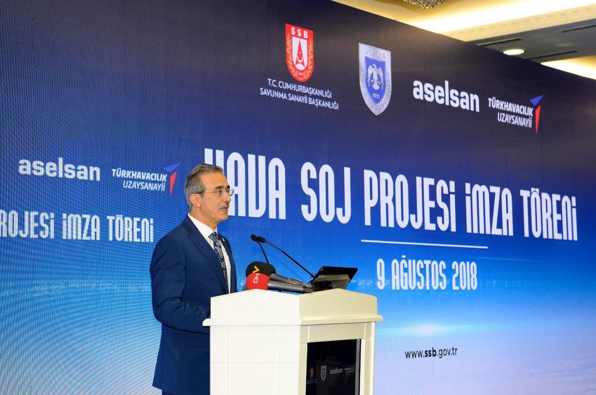عقد لصالح شركة Aselsan لبناء وتطوير 4 طائرات حرب الكترونيه نوع Hava SOJ لصالح سلاح الجو التركي  DkL3JIRW4AERRpx