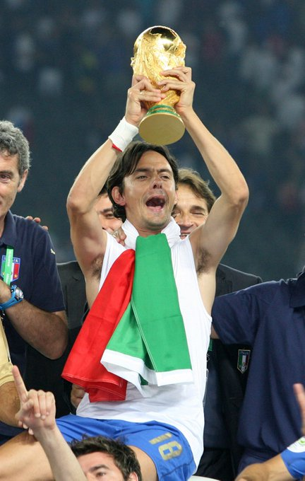 Happy birthday to 2006 winner Filippo Inzaghi!