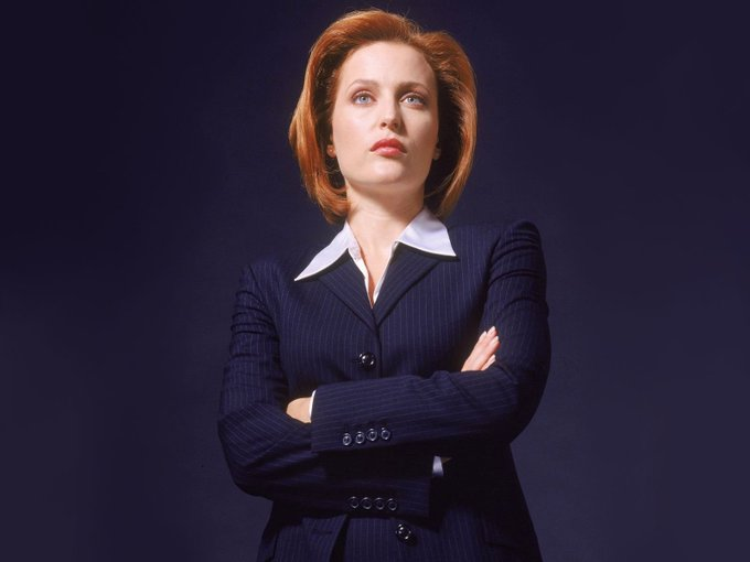 Happy 50th Birthday Gillian Anderson! The truth is still out there.