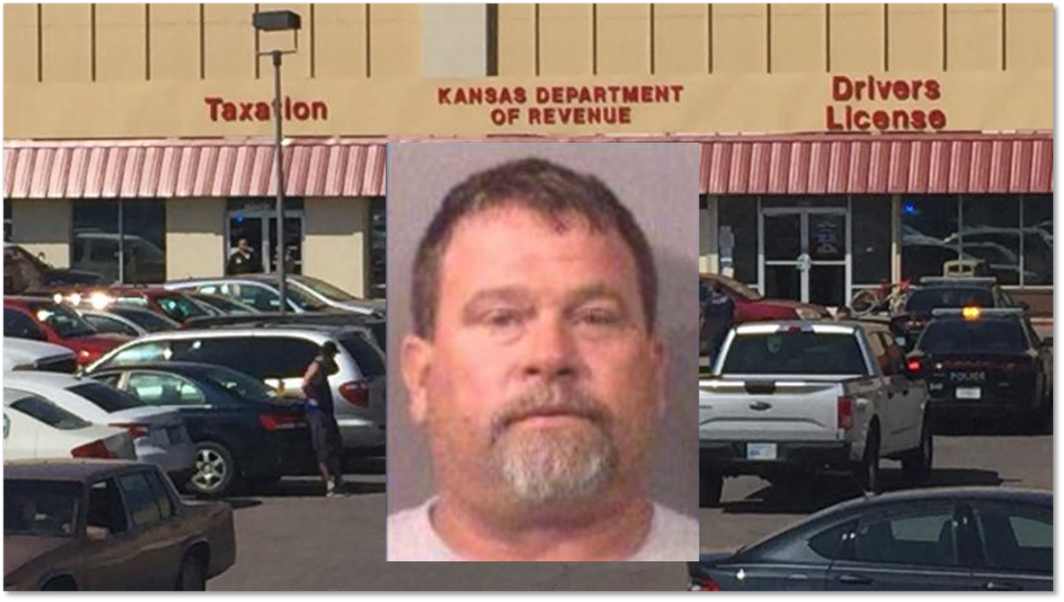 ... years in prison for shooting KS Dept. of Revenue agent, Cortney Holloway, also of Wichita. We'll have updates on @KWCH12 at noon. https://bit.ly/2OV6OO9 ...