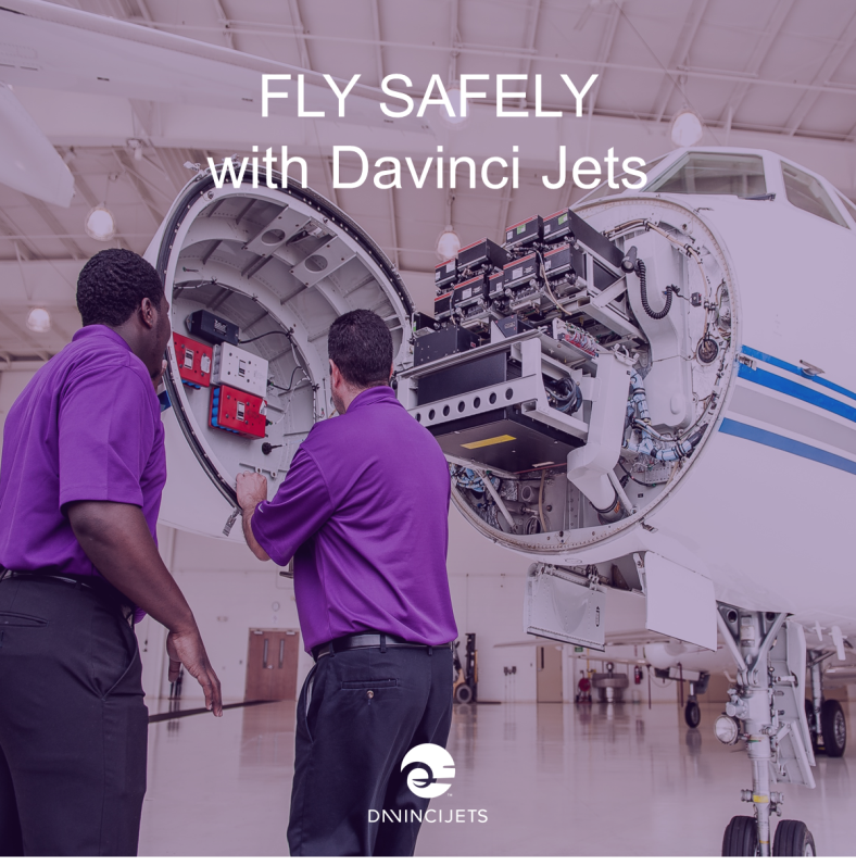 Since our inception, #DavinciJets has been an industry leader in the innovation of safety management systems. #privatejet #flyprivate #luxury #aviation #privateaviation #flysafely<br>http://pic.twitter.com/JAopmWufRl