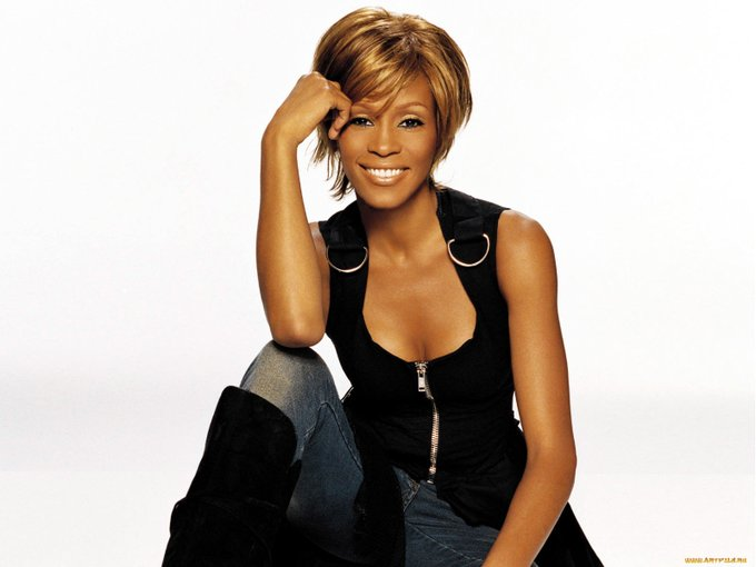 Happy birthday to the extraordinary Whitney Houston She would\ve turned 55 today