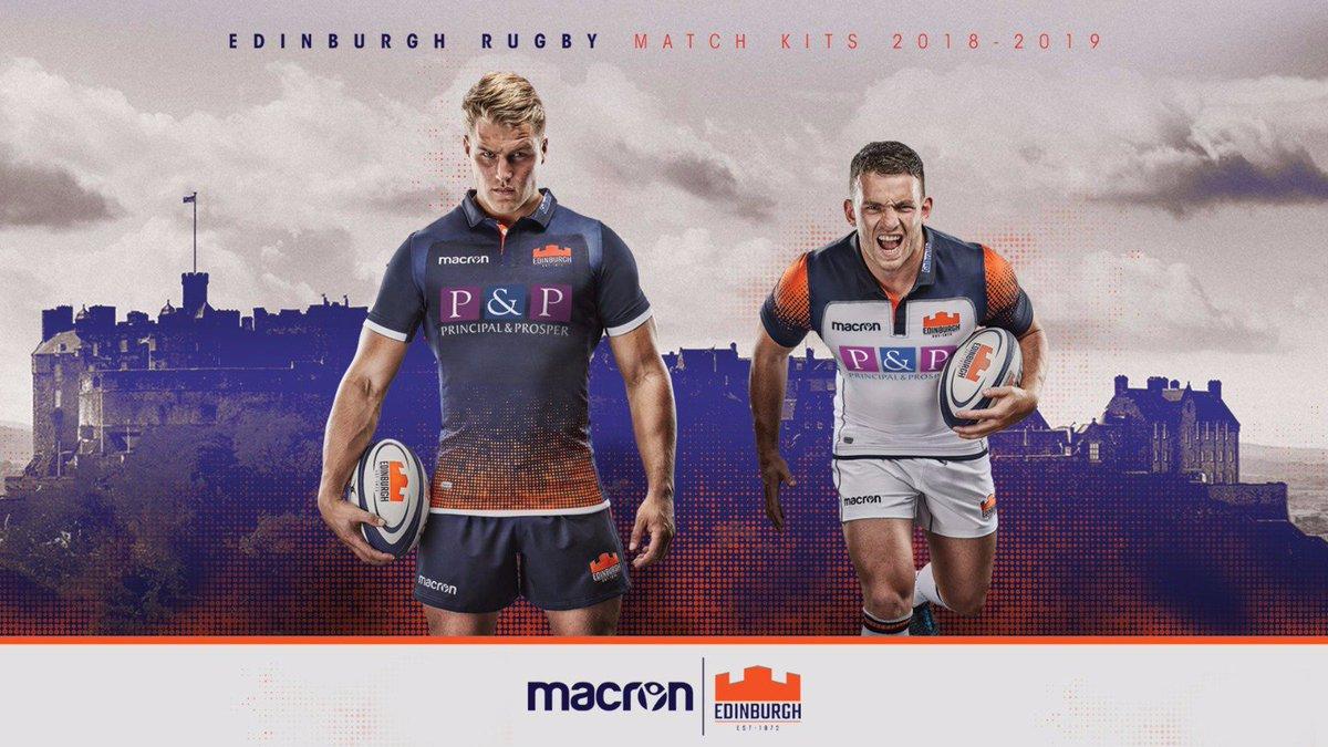 Edinburgh Rugby On Twitter New Season New Colours Fresh Kit Full Story Https T Co Aylzmbofgr Alwaysedinburgh