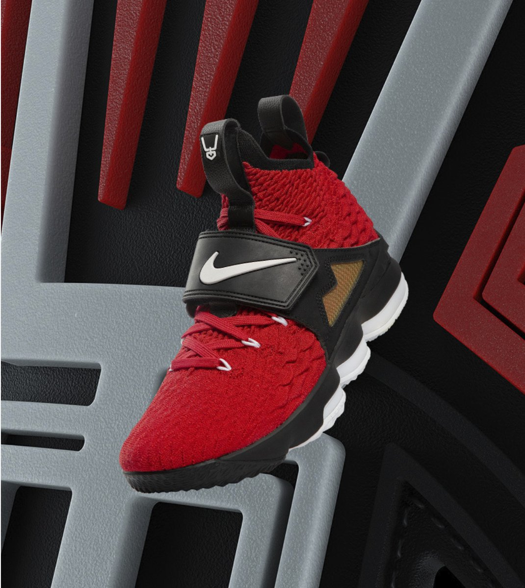 d67b5bc420a54b red lebronwatch diamond turf lebron 15s are up now on the draw on the snkrs  app
