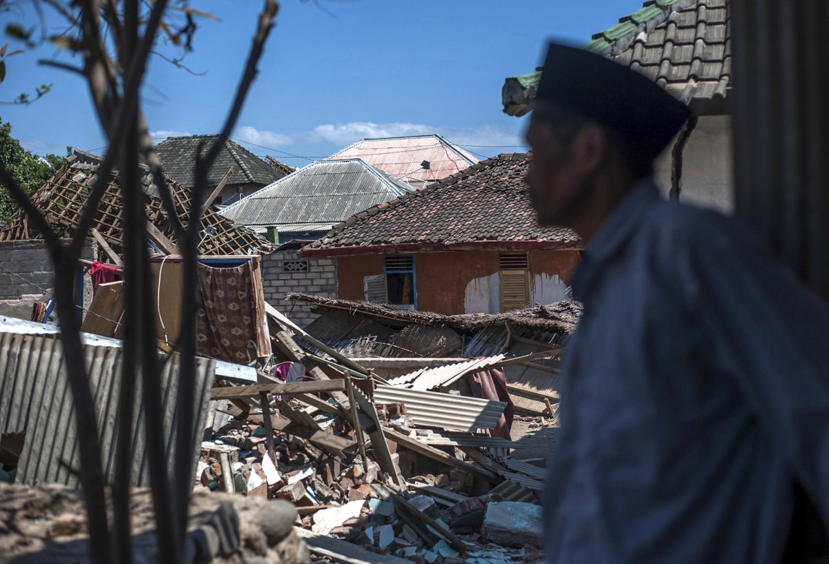 test Twitter Media - LCIF has awarded US$50,000 in designated disaster funding to assist victims of the earthquake in Lombok, Indonesia. Read a message from LCIF Chairman Dr. Naresh Aggarwal and International President Gudrun Yngvadottir, and learn how to support local Lions - https://t.co/2D7v944G3A https://t.co/Rj3EZdSkA7