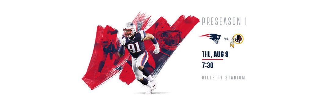 It&#39;s Game Day #PatriotsNation #WASvsNE <br>http://pic.twitter.com/MVc2e0xYnS