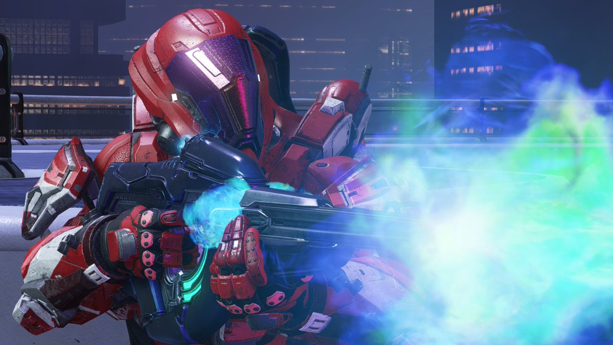 Equip yourself with some of the deadliest weapons in the galaxy. Covenant Slayer is back for a limited time!