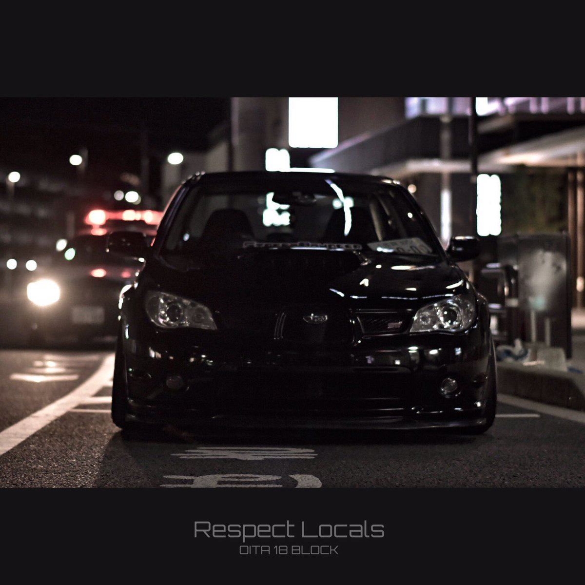 STREET BOUNCER in OITAstation  GDB impreza  @gdb_614   photo by Respect Locals(@hello_fj )<br>http://pic.twitter.com/WSPzbJTx5w
