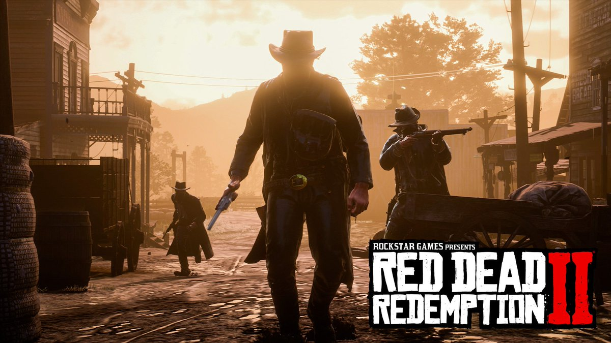 Pre-order Red Dead Redemption 2 Standard Edition, Special Edition or Ultimate Edition for PlayStation 4 rsg.ms/8b51c83