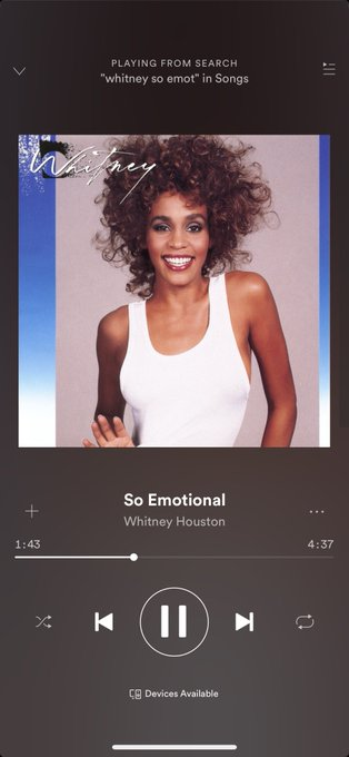 HAPPY BIRTHDAY WHITNEY HOUSTON!!! Here s some of my fave Whitney songs in honor of the ICON s day!!