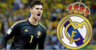 "SPOTCALCIO11: Real Madrid, Courtois si presenta: ""Giocare qui è ...  http:// www.spotcalcio11.com/2018/08/real-madrid-courtois-si-presenta.html?spref=tw#spotcalcio11 #HalaMadrid #Courtois #RealMadrid  - Ukustom"