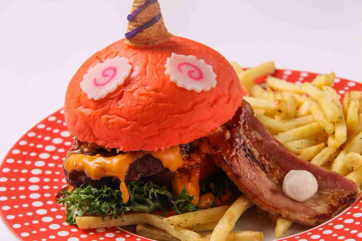 Ax Krieger S Big Moves On Twitter You Want Your Fortnite Burger Ya Gotta Go To Kawaii Monster Cafe In Harajuku I M Sorry I Don T Make The Rules The design for the durrr burger has been used as a piece of viral marketing for the game as well as. kawaii monster cafe in harajuku
