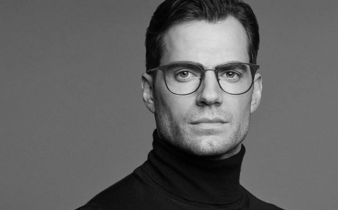 Henry Cavill News On Twitter New Pic Of At Hugoboss Eyewear